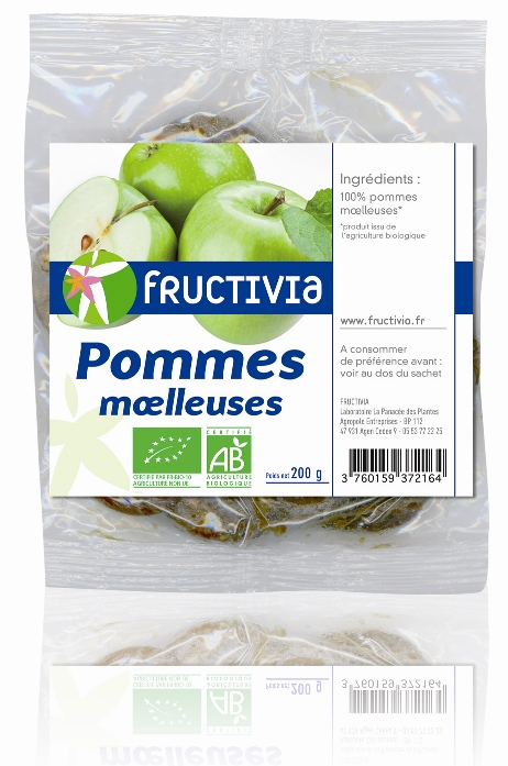 pommes moelleuses bio