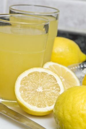 Recette de limonade maison au citron