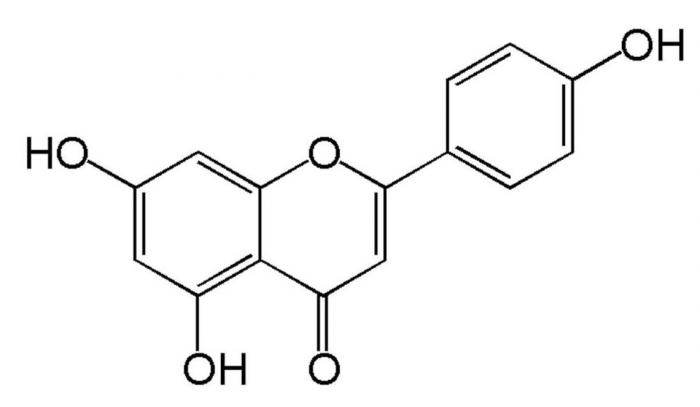 Apigénol ou apigénine