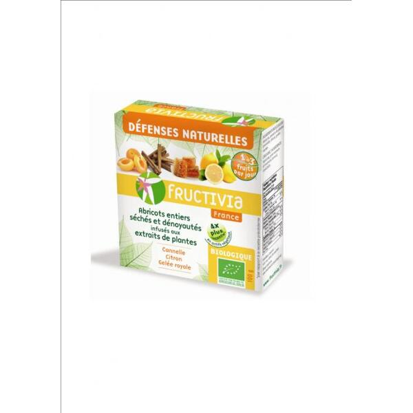 ABRICOTS DEFENSES NATURELLES* BIO (100G) - FRUCTIVIA