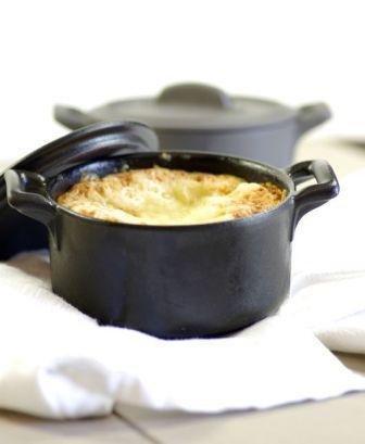 Recette de gratin de polenta et de courgettes (sans gluten) - Esprit Santé