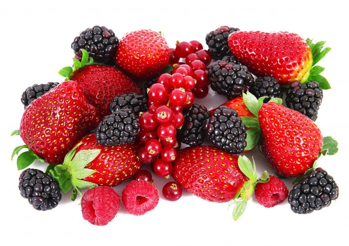 Mix Fruits Rouges