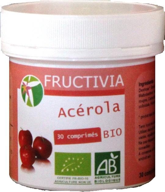acerola bio comprimés - Malpighia glabra Bio