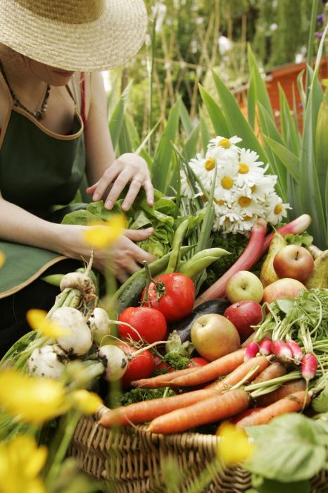 Végétariens ont plus d'espérance de vie