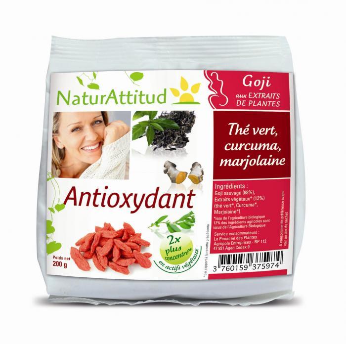 Goji enrichi en antioxydants Bio - Naturattitud