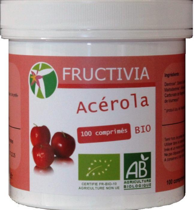 acerola bio comprimé - Malpighia glabra Bio