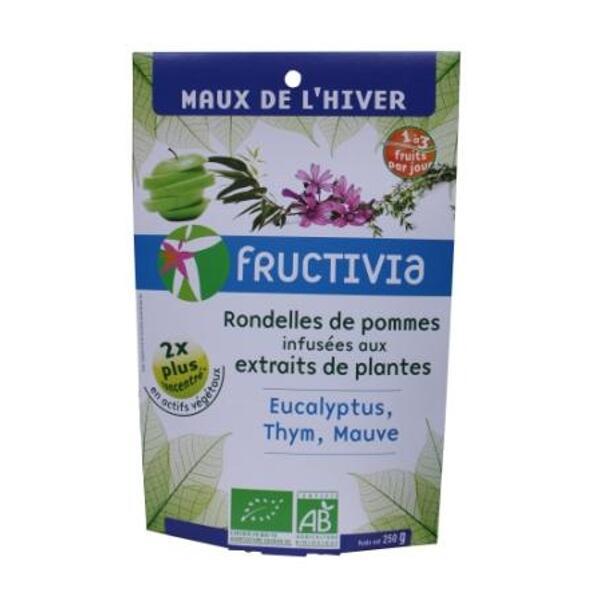 Pommes maux de l'hivers bio fructivia (eucalyptus, thym, mauve)