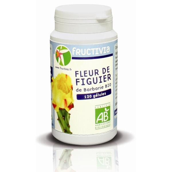 Fleur De Figuier Bio - Pilulier 120 Gelules