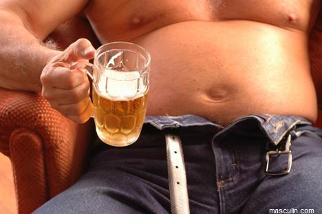 Ventre à bière - la bière fait gonfler le ventre. mythe ou réalité ?