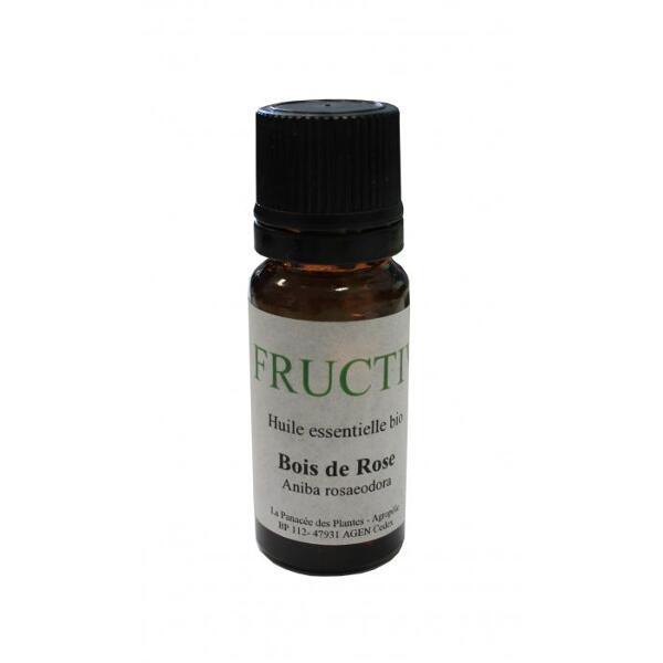 Bois de rose huile essentielle bio fructivia