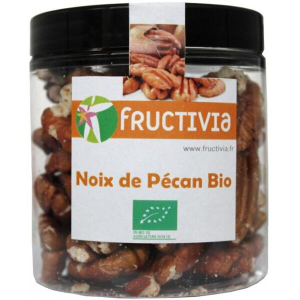 noix de pécan bio fructivia