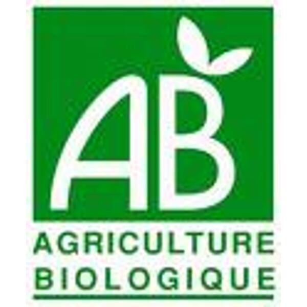 Logo goji bio certifié