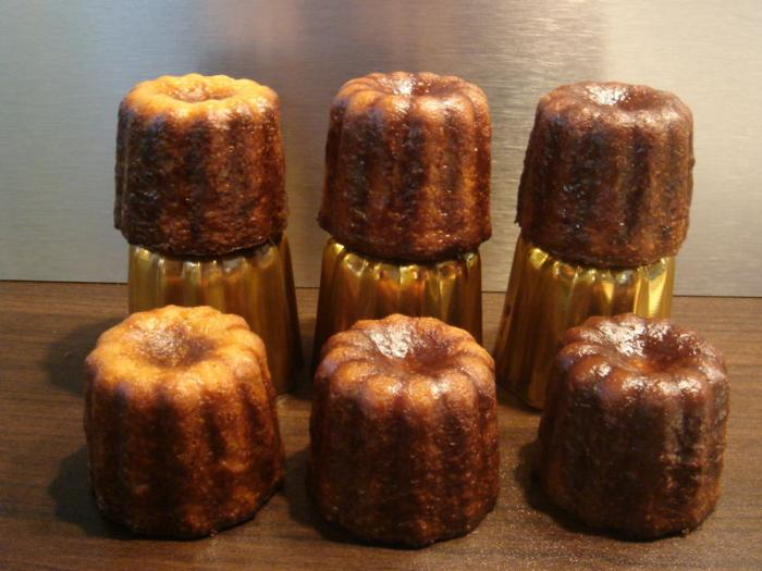 cannelé bordelais