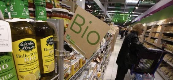 le marché des produits biologiques