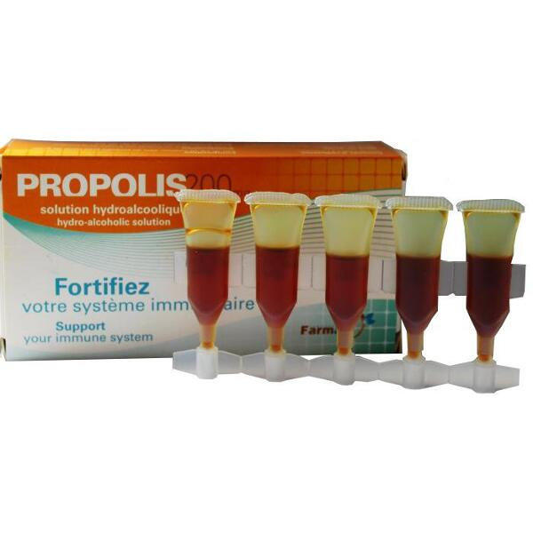 Propolis - solution hydroalcoolique