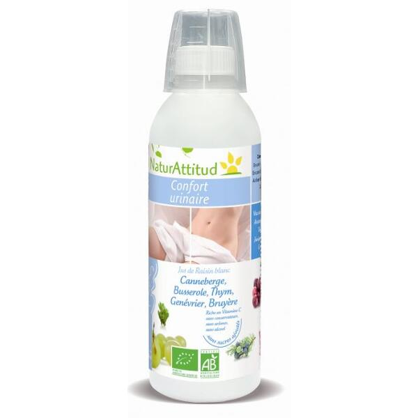 concentré confort urinaire bio - naturattitud