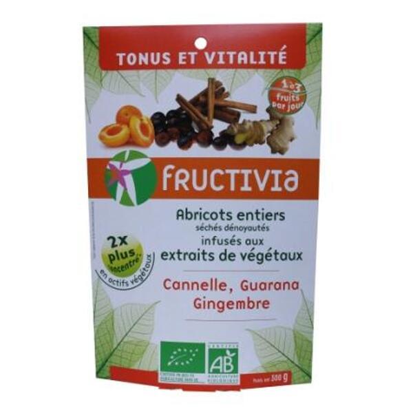 Abricots tonus et vitalite* bio (300g) - fructivia