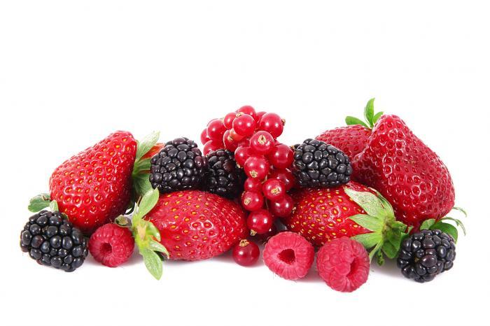 Les superfruits - voyez rouge ! (COFRAC, antioxydants)
