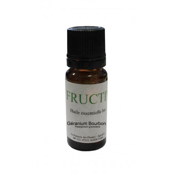 Huile essentielle bio Fructivia - Géranium bourbon