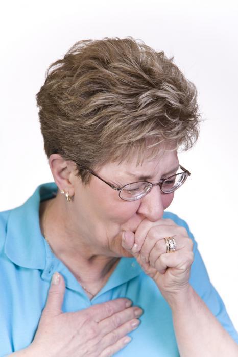 Bronchite et mal de gorge