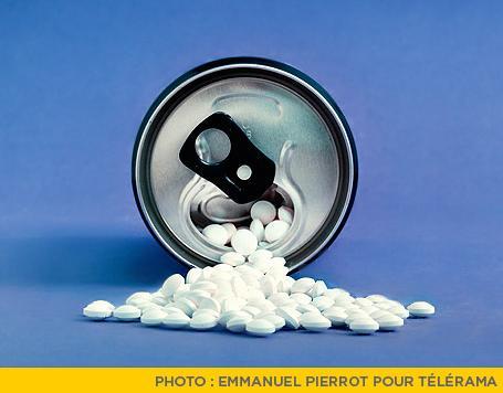 La guerre à l'aspartame est déclarée !
