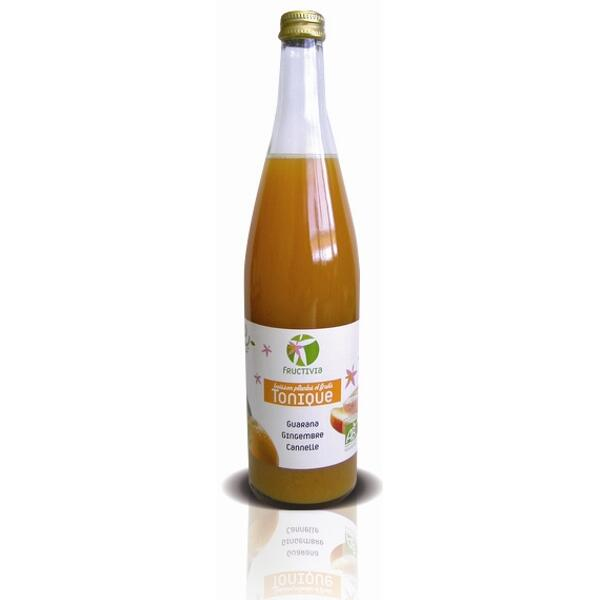 Cocktail plantes et fruits bio - tonique (75 cl)