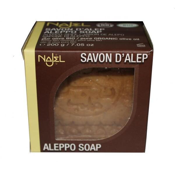 Savon d'Alep pur olive - Najel Najjar