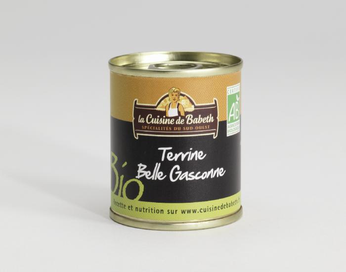Terrine Belle Gasconne au Foie