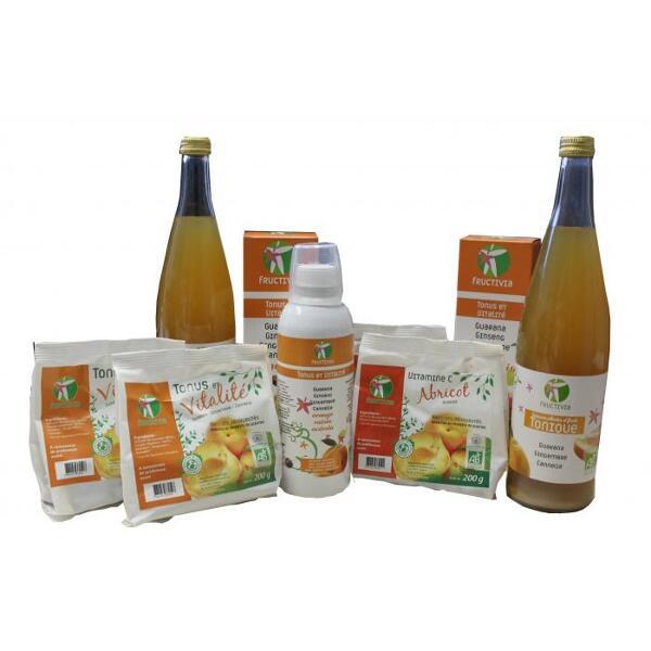 Pack santé toniqua - FRUCTIVIA