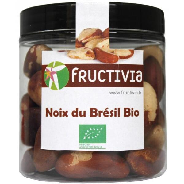 Noix du brésil bio fructivia