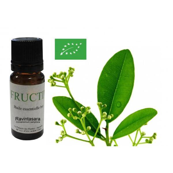 Ravintsara bio - Huile essentielle bio - 10 ml