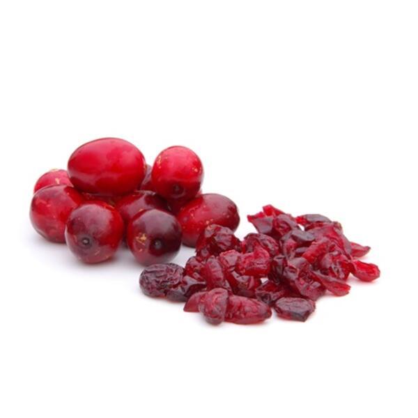 cranberries séchées entières bio vrac