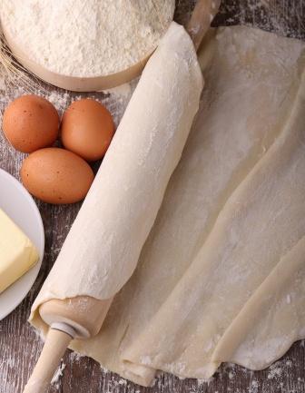 Recette de pâte brisée pour fond de tarte (sans gluten) - ESPRIT SANTE