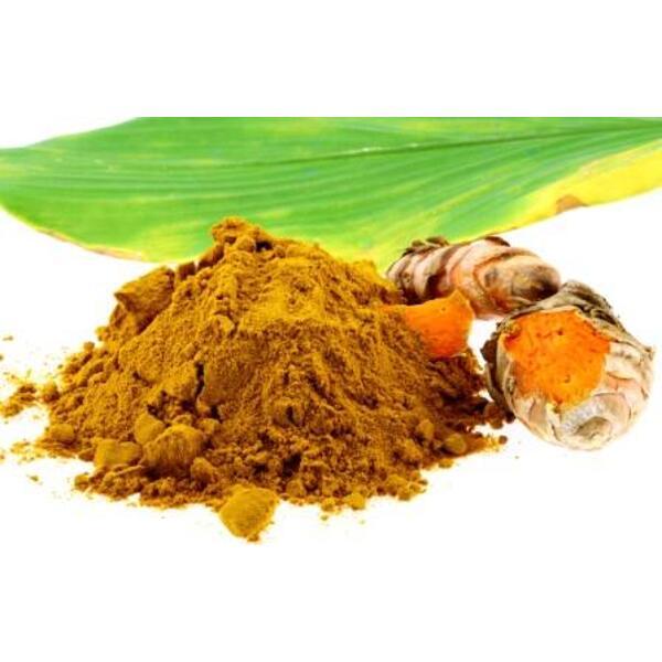 Curcuma poudre bio et racine