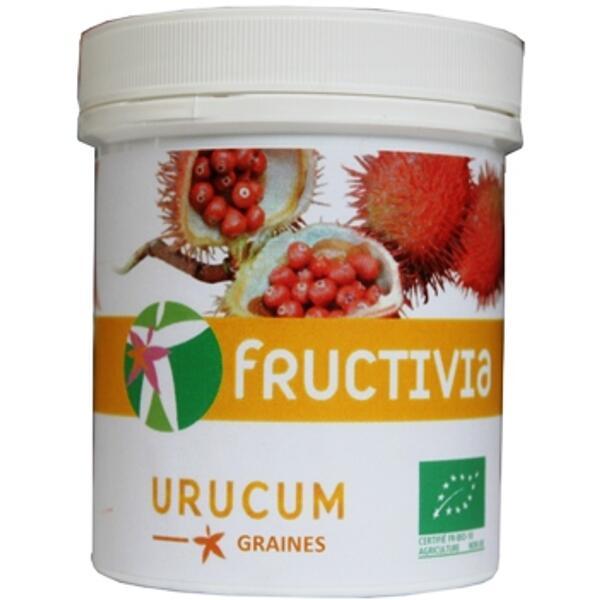 Urucum graines bio - pot de 100g