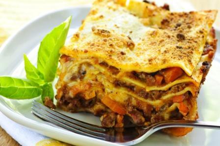 Sauce béchamel pour lasagnes