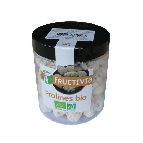 Pralines Bio - pot 150 g - Fructivia