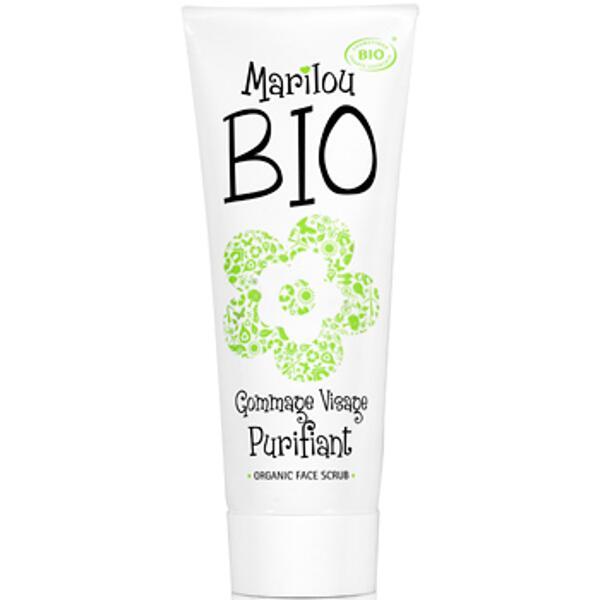 Gommage visage exfoliant (tube de 75 ml) - marilou bio