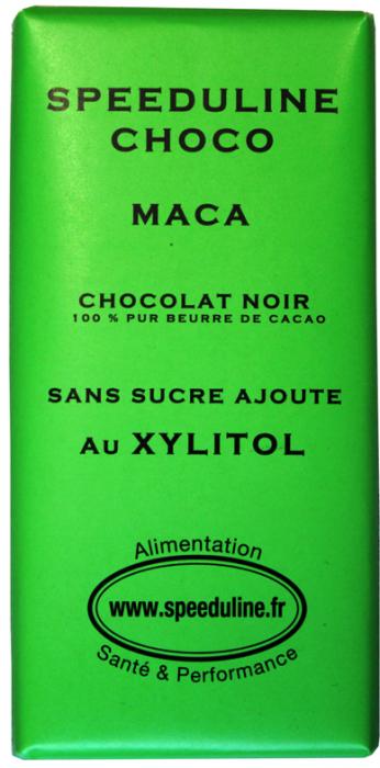 Chocolat noir au xylitol et maca - Convient aux diabétiques
