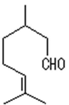 citronellal ou rhodinal