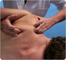 Techniques d'ostéopathie