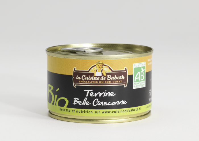 Terrine Belle Gasconne au Foie