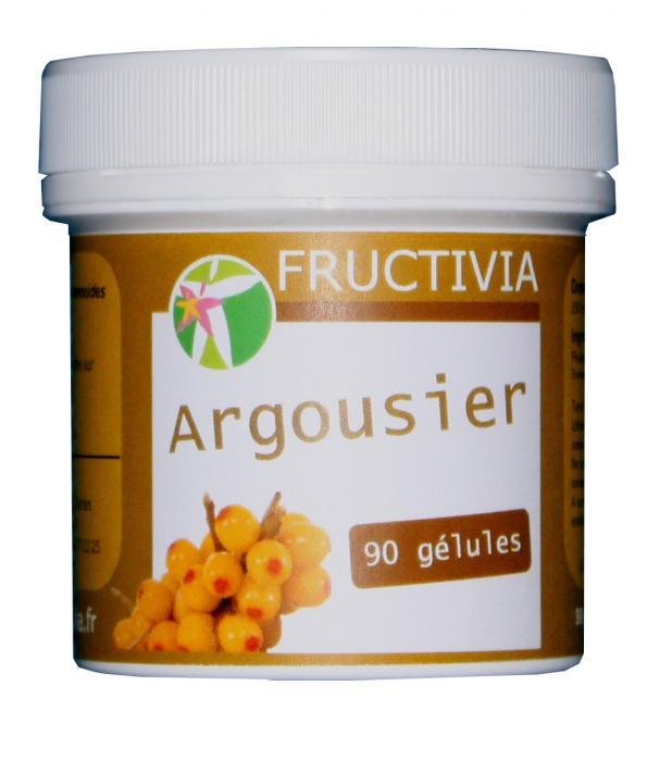 Argousier 90 gélules