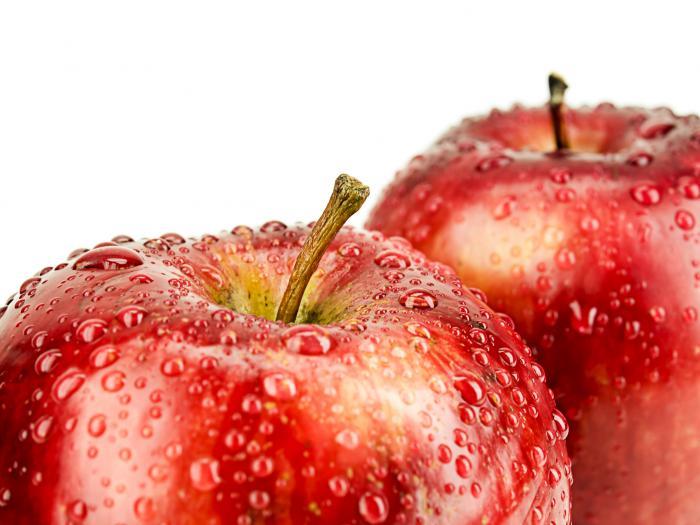 Pommes lavées - techniques de lavage - contamination par les pathogènes du sol et les pesticides
