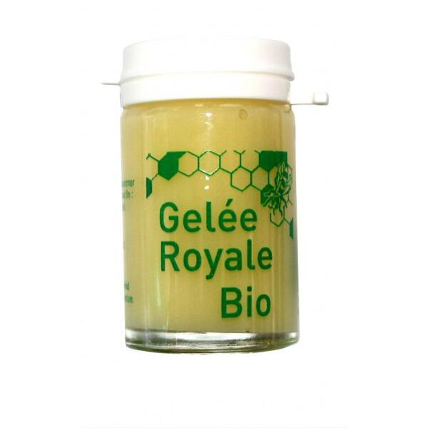 gelée royale biologique