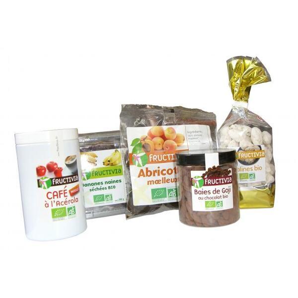 pack gourmand fructivia