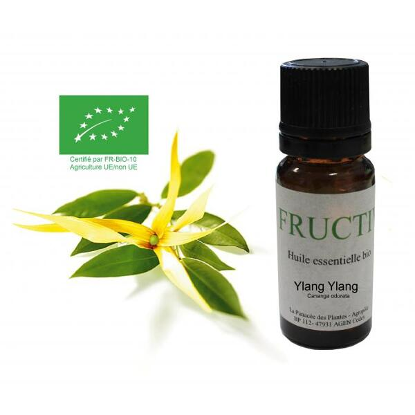 Ylang-Ylang bio - huile essentielle bio - 10 ml