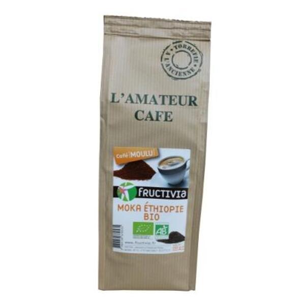 Café moka éthiopie bio - Fructivia