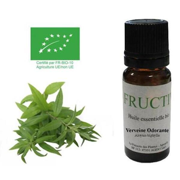 huile essentielle verveine odorante bio fructivia