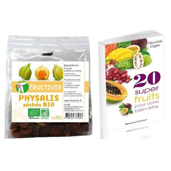 Offre superfruits bio - 3 kg physalis + 1 livre